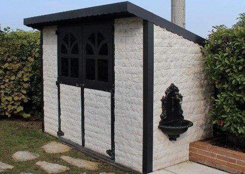 Garden shed Asolo