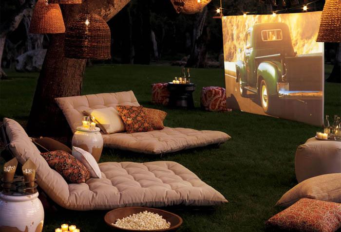 outdoor - garden relax