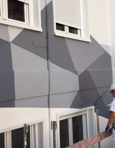 renovación, restauración, rifacimento facciata