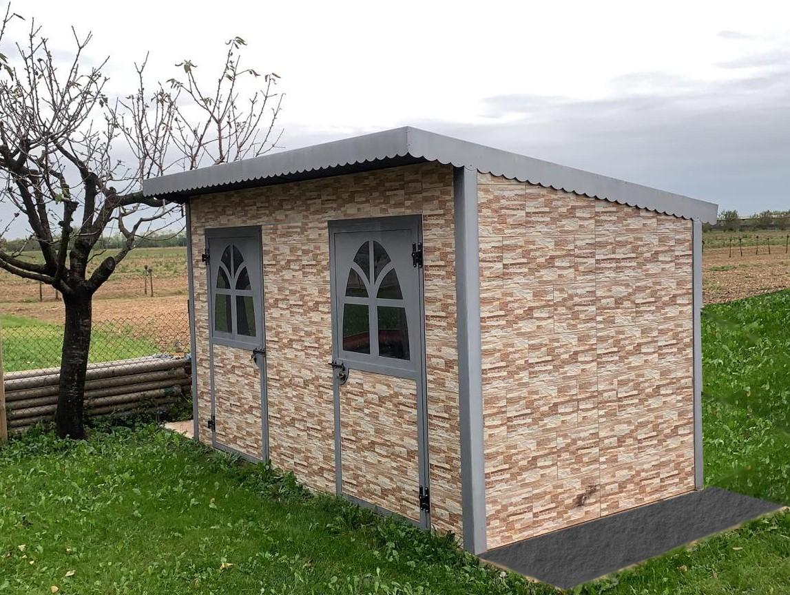 Casetta da giardino Mod. Bassano