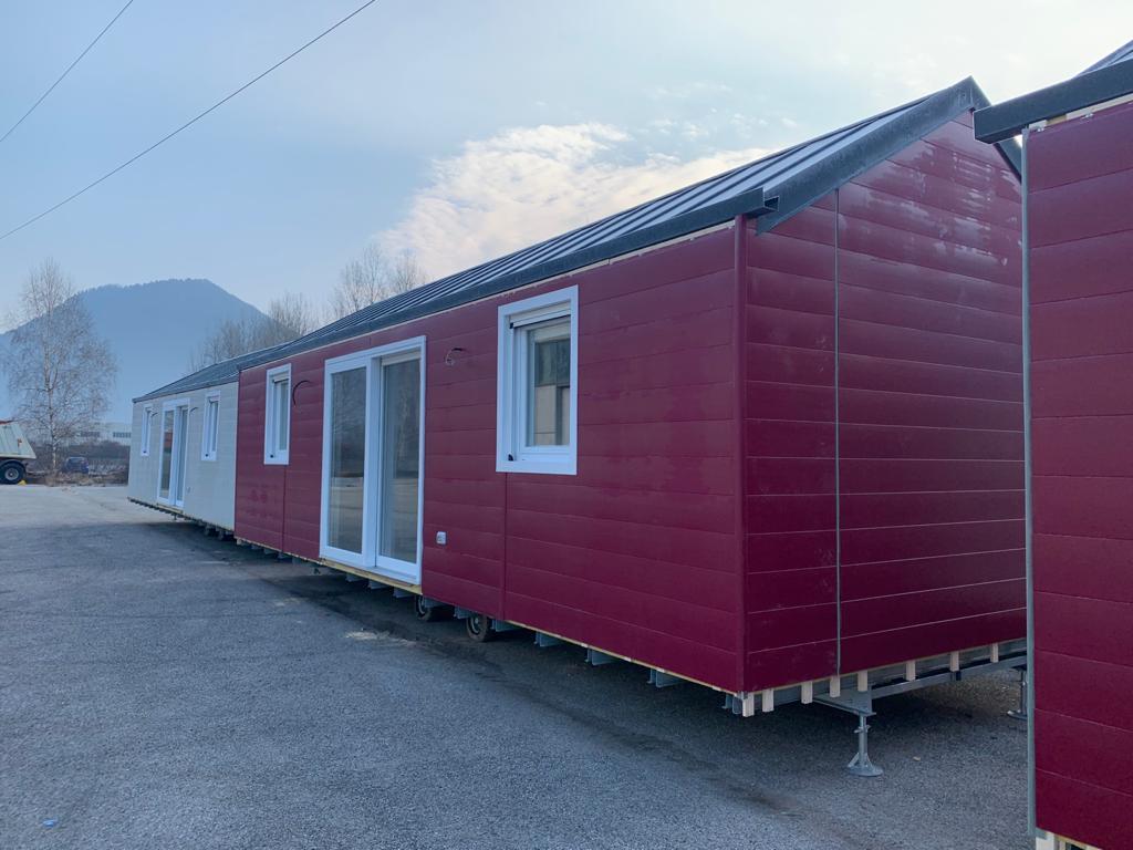 mobile home jesolo